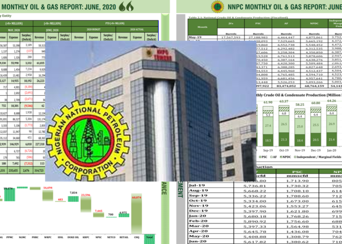 NNPC Report